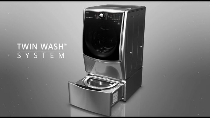best washing machine, twin wash