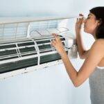 Today we will talk about Cleaning a split Air Conditioner (AC) with two components, namely AC(Indoor Unit), which are often found in a quadrangular shape, and the other is Condensor (Outdoor unit)
