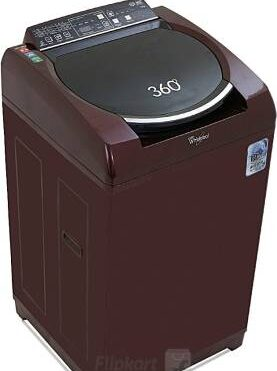 Whirlpool 7 Kg Fully-Automatic Top Load Washing Machine - 360 Degree BLOOMWASH ULTRA