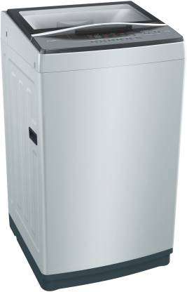 Bosch 6.5 Kg Fully-Automatic Top Load Washing Machine in India - WOE654Y0IN