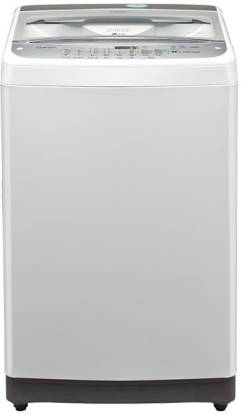 LG 6.5 kg Fully-Automatic Top Load Washing Machine (T7577TEEL)