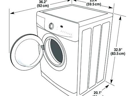 3. Front-load Fully Automatic Washing Machines:
